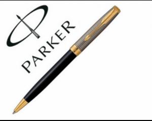 Esferográfica Parker Sonnet prata